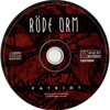 Röde orm - Patriot (2009) cd-skiva