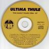 Ultima Thule - The early years 1984-1987 (1992) cd-skiva